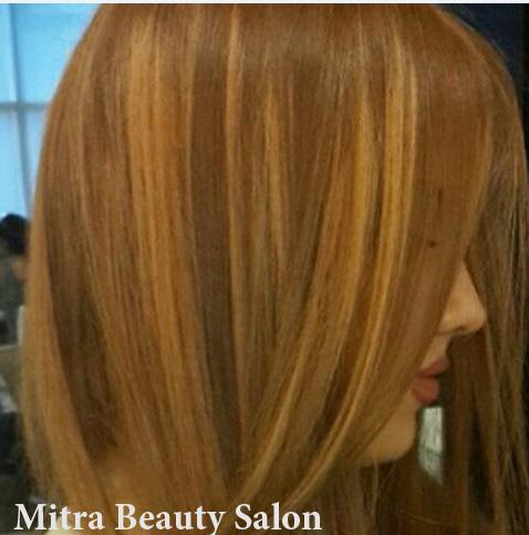 آرایشگاه رنگ مو کرج ,کوپ مو در کرج , سالن برای رنگ مو در کرج